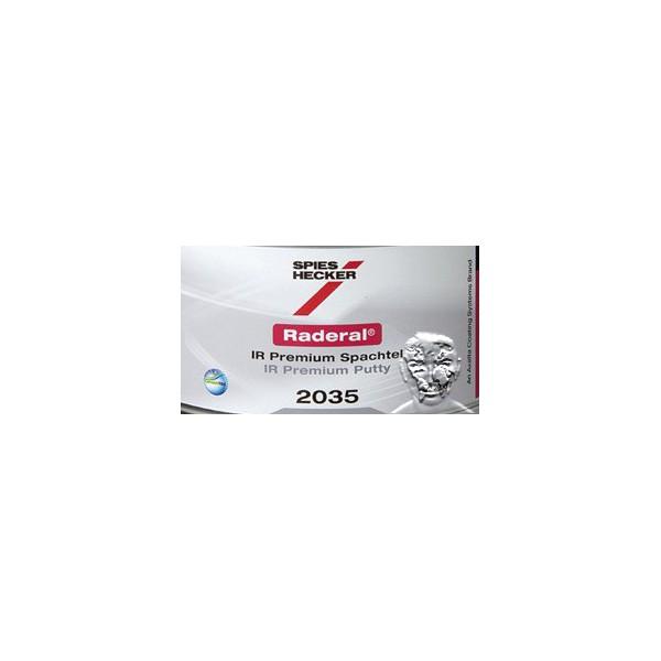 Raderal IR Premuim Spachtel 2035 - Cartuccia